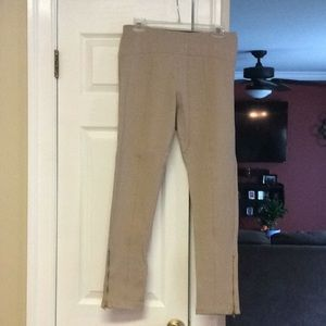 Never worn pull on stretch pant